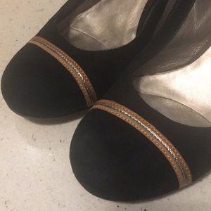 Costume National slingback heels